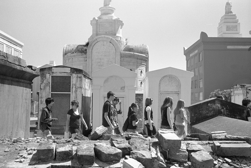 St. Louis Cemetery, New Orleans, Louisiana, 2012